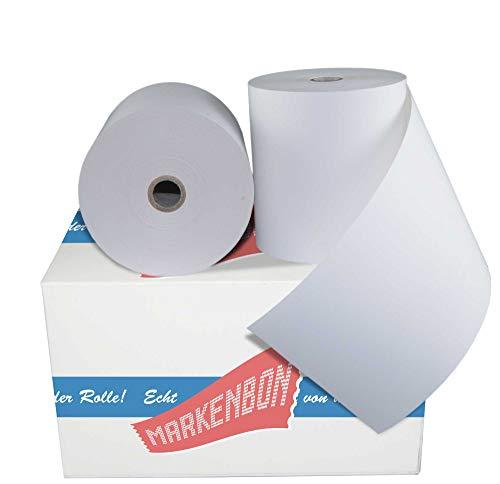Thermorollen BPA-frei 80m für Epson TM-T 20II (30 Rollen) von markenbon