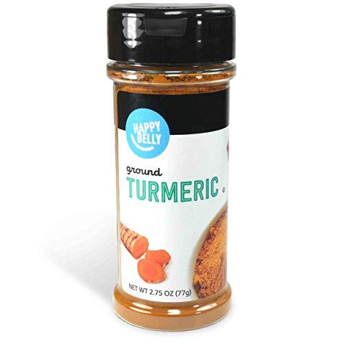 Happy Belly Ground Turmeric, 2.75 oz