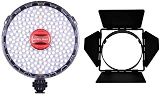 Rotolight NEO II On-camera LED Lighting Fixture, w/Rotolight NEO Barn Door