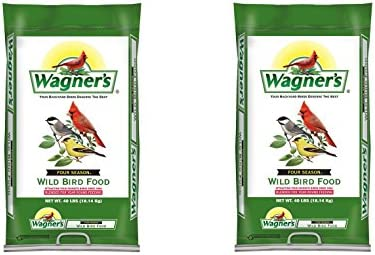 Wagner s 13013 Four Season Wild Bird Food 40 Pound Bag 2 BAGS product image