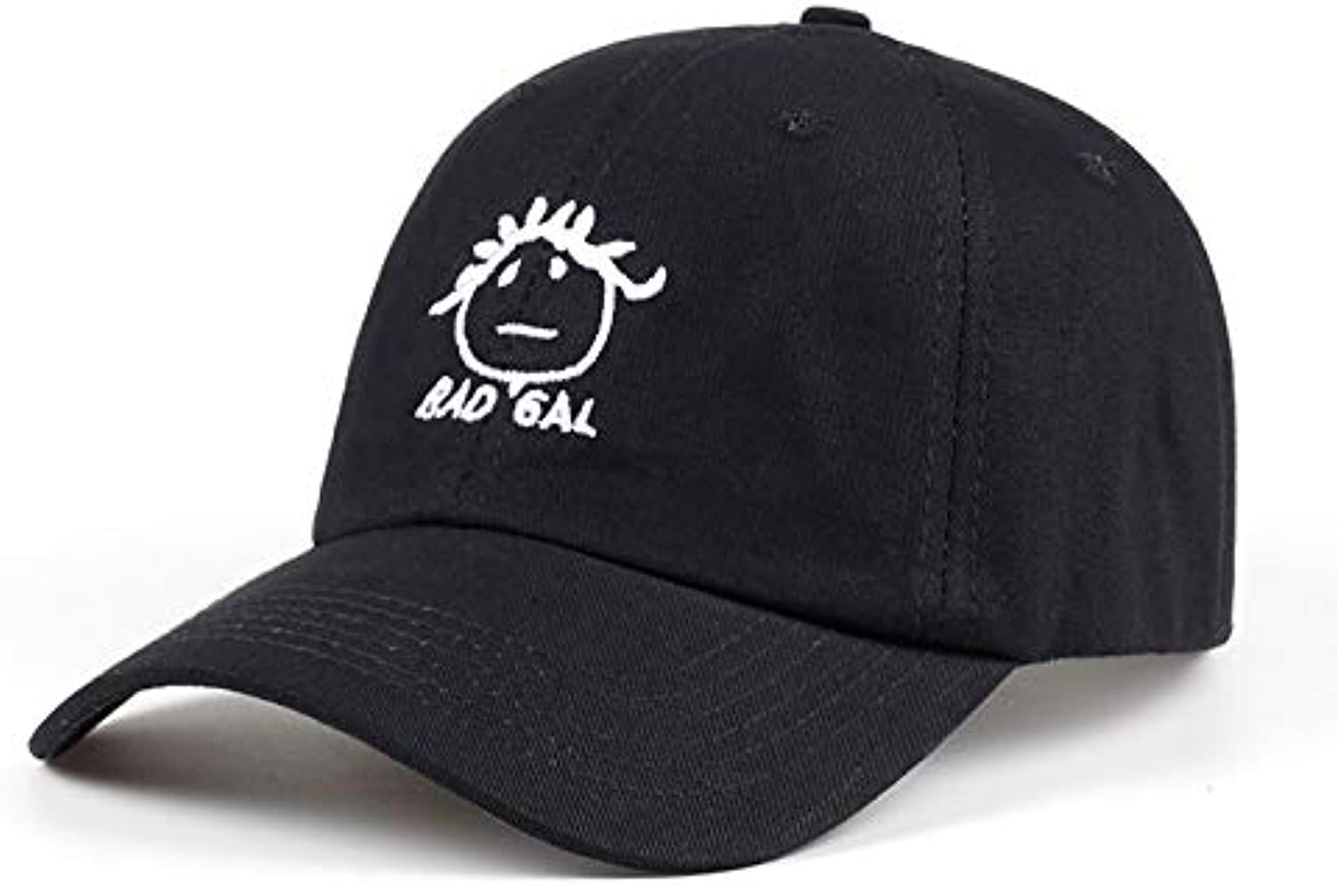 Chlally Fashion Baseball Caps Black Snapback Caps Men Hats for Men Women Summer Hip hop Cap Hats