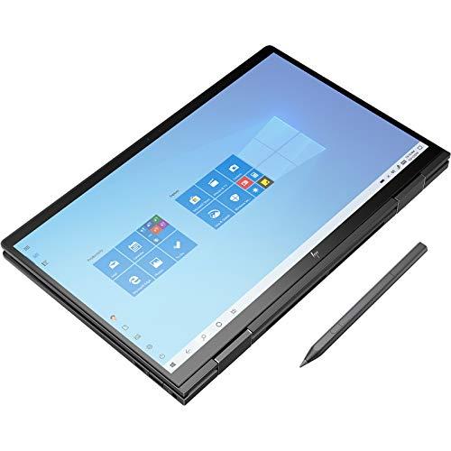 HP Envy x360 13-ay0079AU 13.3-inch Laptop (3rd Gen Ryzen7 4700U/8GB/512GB SSD/Windows 10 Pro/Integrated Graphics), Night Fall Black