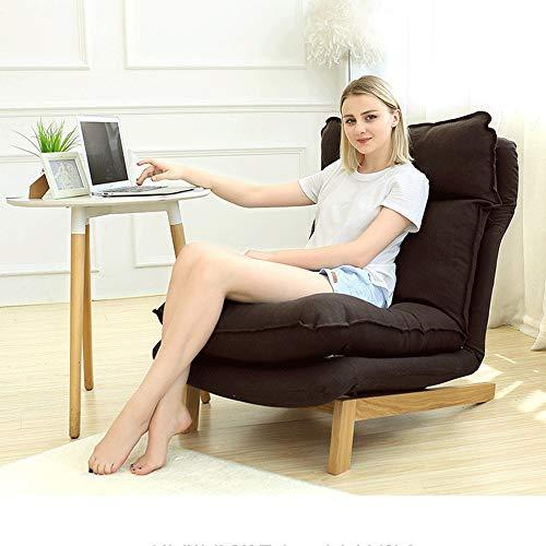 GSS Pigro Loungebank Pigro, Tatami, vloer, slaapkamer, eenpersoonsbed, stof, ramen, wasbaar/opvouwbaar, geschikt voor het werk van de familie, voor mannen en vrouwen vanaf D