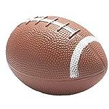 Aisoway Les Enfants en Caoutchouc Gonflable Sport Ballon Jouet Rugby Jouet éducatif Thicken Jouer boulé Jouets d'apprentissage pour Les Enfants