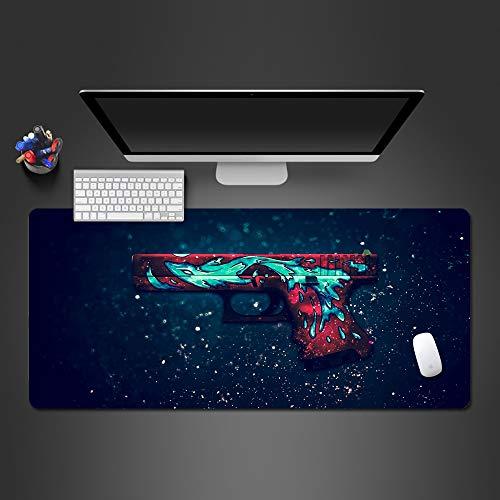 Cool Chinese Kung Fu Alfombrilla de ratón Juego de computadora Popular Alfombrilla de ratón Grande Goma Oficina Profesional Alfombrilla de ratón Caliente Juego 600x300x2mm