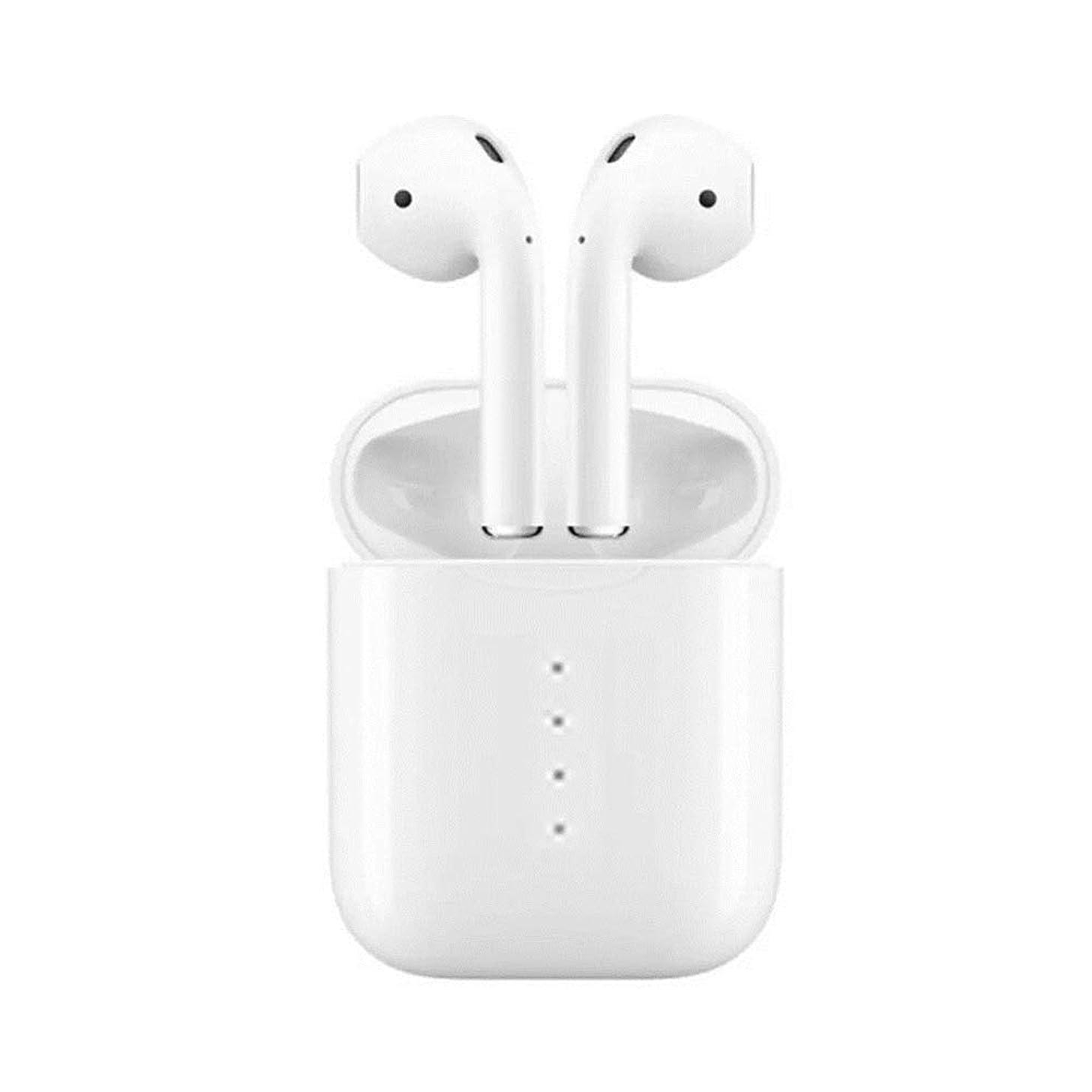 と闘う速度自動化i10 TWS Bluetooth 5.0 ヘッドセット ブルートゥースイヤホン ワイヤレスヘッドセット 高音質 自動ペアリング 自動ON/OFF スポーツイヤホン 片耳両耳とも対応 左右分離型 マイク内蔵 充電ボックス付き iPhone&Android対応