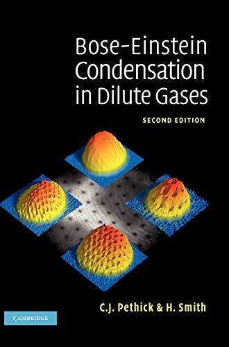 Bose–Einstein Condensation in Dilute Gases