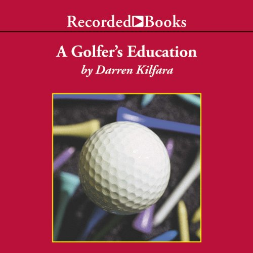 A Golfer's Education cover art
