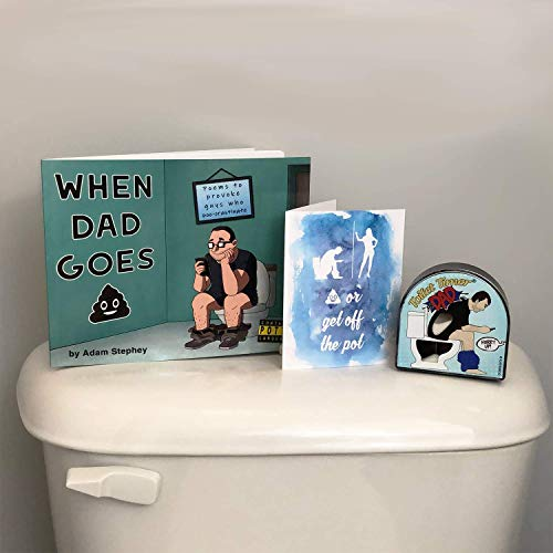 Katamco Toilet Timer (Dad Gift Set)