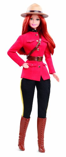 Barbie Collector Dolls of The World Canada Doll