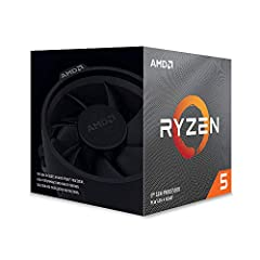 The world's most advanced processor in the desktop PC gaming segment Can deliver ultra-fast 100+ FPS performance in the world's most popular games System Memory Specification 3200 MHz 6 Cores and 12 processing threads bundled with the powerful AMD Wr...