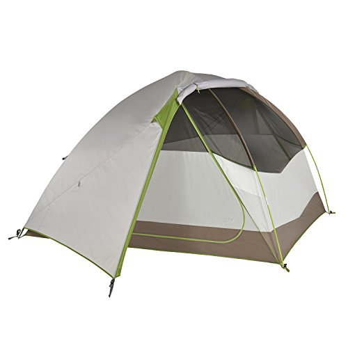 Kelty Unisex's Acadia 4 Dome Tent, Brown, 4 Person