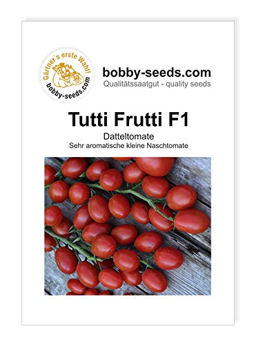 Tutti Frutti F1 Tomatensamen von Bobby-Seeds Portion