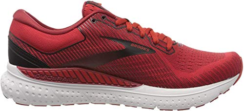 Brooks Herren Transcend 7 Laufschuhe, Rot (Dahlia/Orange/Black), 45 EU