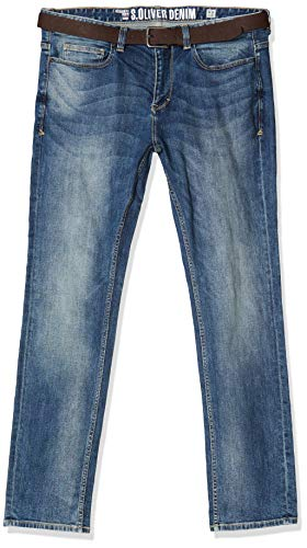Gerades Bein s.Oliver Big Size Mens Straight Jeans