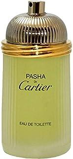 Cartier Pasha for Men Eau de Toilette Spray 3.3 Oz.