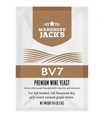 Levadura de vino premium de manglar Jack