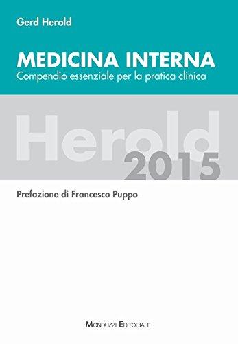 Medicina interna. Compendio essenziale per la pratica clinica