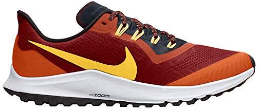 Nike Air Zoom Pegasus 36 Trail Mens Trail Running ShoesAr5677-800 Size 13
