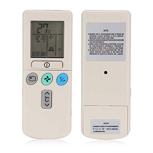 VBESTLIFE Telecomando universale per Hitachi RAR-2A1 RAR-52P1 RAR-2SP1 RAR-3U4 RAR-2P2 RAR-3U3 RAR-52P2 RAR-2P1 condizionatore d'aria