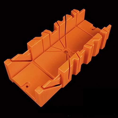 1pc 12' 14' Mitre Saw Armarios multifunción oblicua de sierra Herramientas de Gabinete de la madera a mano Inicio de bricolaje de madera de la mano de Trabajo Sierras Blocado Box ( tamaño : 12inch )