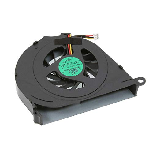 B Baosity Ventilador de Enfriamiento de CPU de Ordenador Portátil para Toshiba Satellite L755