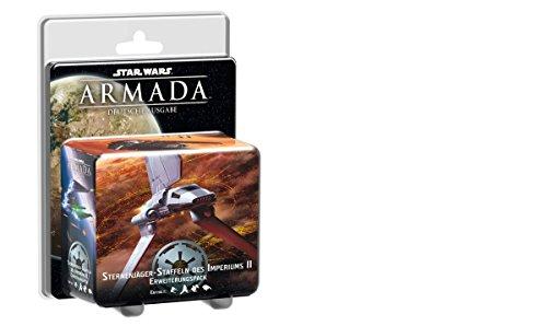 Fantasy Flight Games FFGD4318 Star Wars: Armada - Sternenjägerst. Imperium 2