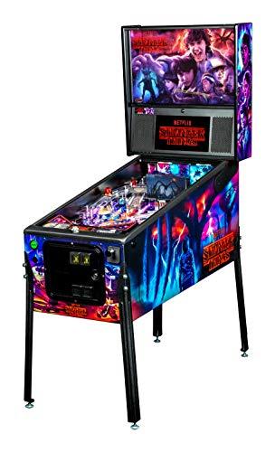 Stern Pinball Stranger Things Premium Arcade Pinball Machine
