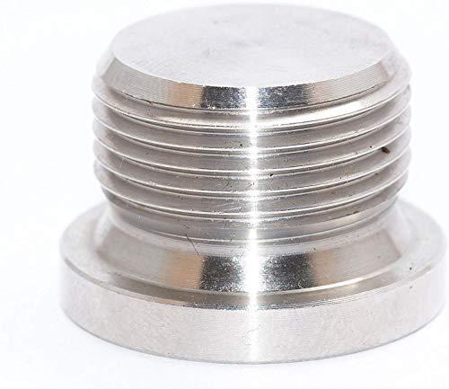 Verschlussschrauben DIN 908 mit Feingewinde aus Edelstahl V2A 1 Stück M18x1.5