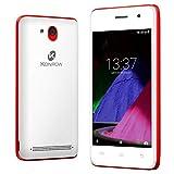 Konrow Smartphone débloqué 3G+ (Ecran : 4 Pouces - 8 Go - Double...