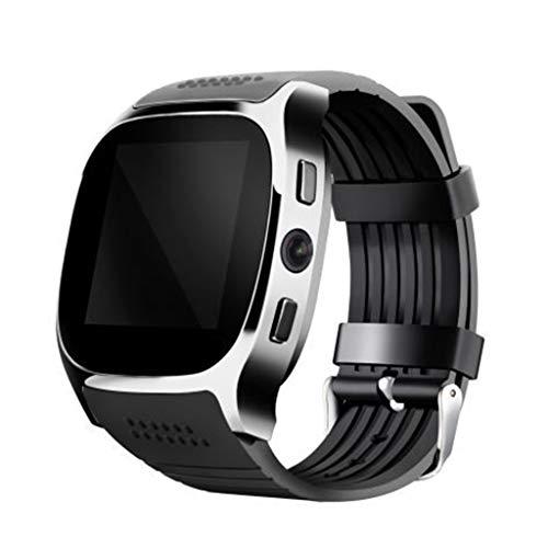 William-Lee T8 Bluetooth Stappenteller Smart Horloge Telefoon Mate Verbinden Mobiele Telefoon Intelligent Draagbaar Apparaat Multi-functie Eenvoudig Te Bedienen