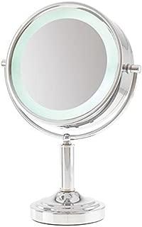 Upper Canada Soap D125 L.E.D. Lit Flip Vanity Mirror