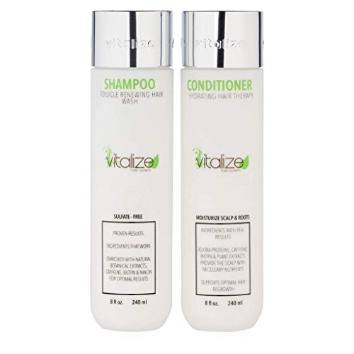 Price comparison product image Vitalize Growth Support Shampoo & Conditioner