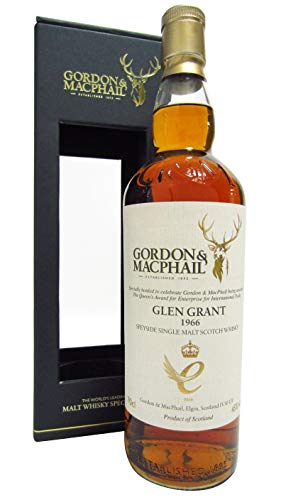 Glen Grant - Queens Award For Enterprise 2nd Award - 1966 46 year old Whisky