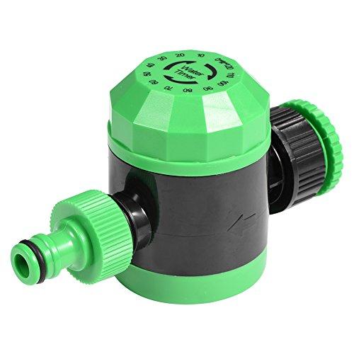 Automatische irrigatietimer, 2-120 minuten tuinslang watertimer irrigatieregelaar Automatische uitschakeling