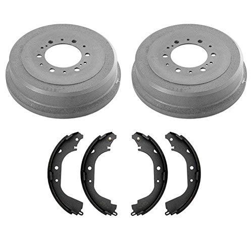 Rear Drums Brake Shoes for Toyota Tacoma 95-03 Tundra 00-02 4x4 4 Wheel Drive