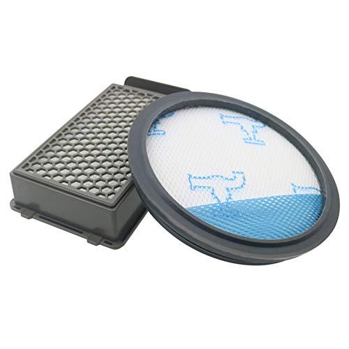 SIMUER Filtros HEPA Rowenta, Kit de Filtro de Espuma para Aspiradoras Rowenta Power Cyclonic/Moulinex/Tefal