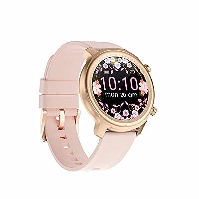Amazon - Save 50%: ASOT Q1 Smart Watch Bluetooth Sports Waterproof Call Multifun…