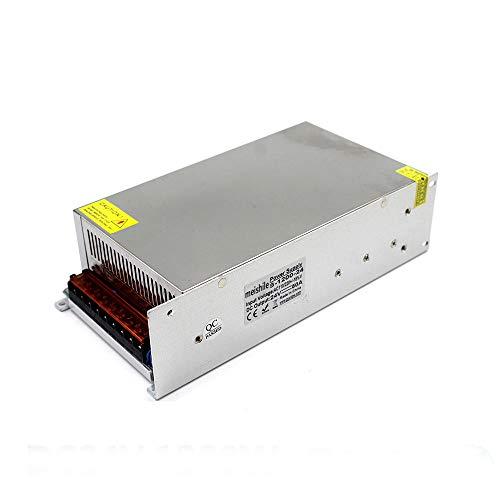 charme de coût nouveau sommet dernières conceptions diversifiées MEISHILE 24V 50A 1200W 220V 230V AC-DC24V LED Driver Switching Power  Supply(SMPS ) Transformer Monitoring Power Supply Industrial Power  Universal Type ...