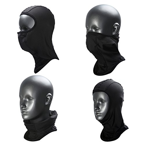 Balaclava - Windproof Ski Mask - Cold Weather Face Mask Motorcycle Neck Warmer - Tactical Balaclava Hood - Ultimate Thermal Retention in Outdoors Super Comfy Hypoallergenic Moisture Wicking