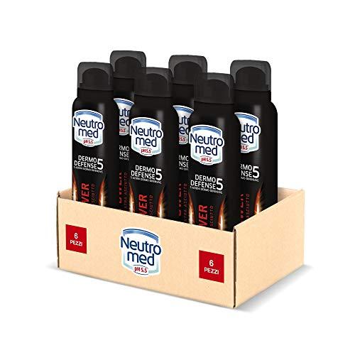 Neutromed, Deodorante Spray Dermo Defense 5 Power, 900 ml