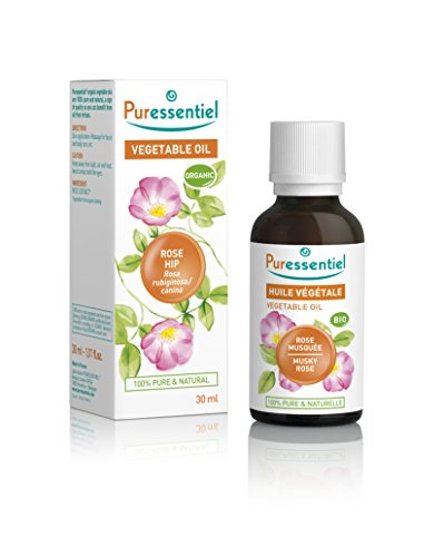Puressentiel Vegetable Oil Rose Musky Organic 30ml