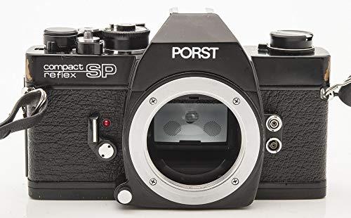Porst Compact Reflex SP SLR Kamera Spiegelreflexkamera Body Gehäuse