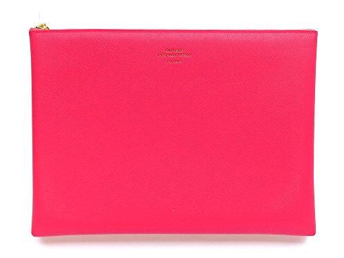 [DELFONICS] Quitterie Multifunctional pouch size L QR11 PINK