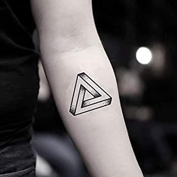 Best penrose triangle tattoo Reviews