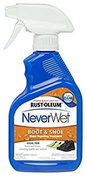 neverwet for suede