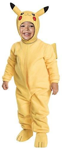 Pikachu kostuum voor baby