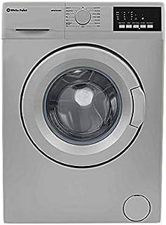 غسالة ملابس وايت بوينت 7 كجم - فضي، 1000 لفة/الدقيقة WPW 71015 DS