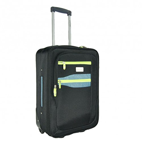 trolley cabin size pierre cardin blue compatible