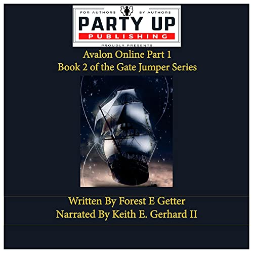 Avalon Online - Part 1 Audiobook By Forest Getter cover art